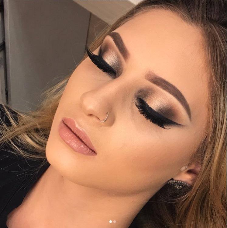 Populares Inspiração: maquiagens de festa - Pronta pra Festa SO76