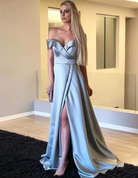 vestido estilo princesa para festa