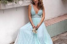 vestido para madrinha de casamento dia