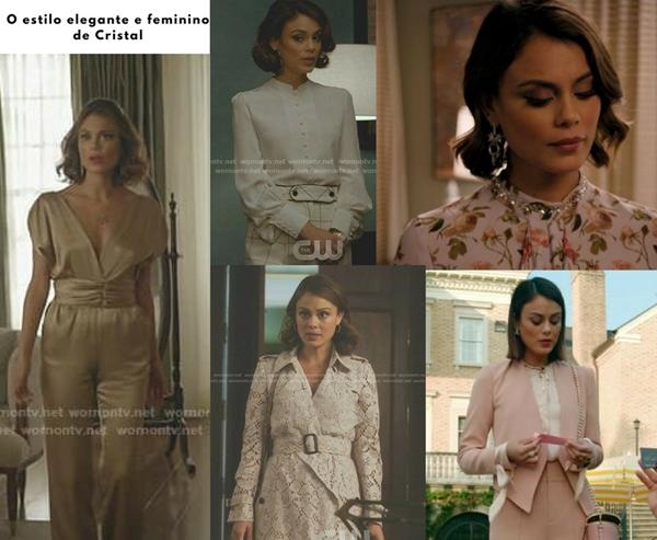a moda da série dinastia
