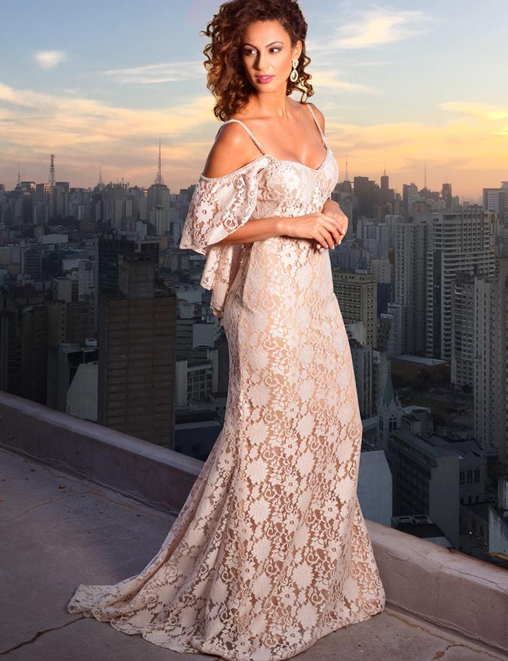 vestido para pré wedding