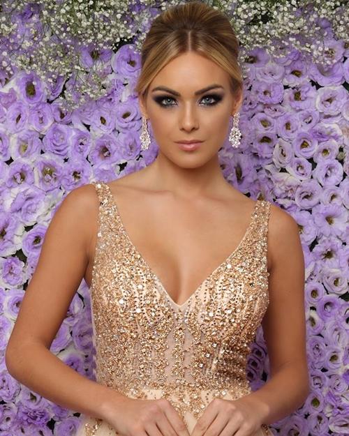 vestido dourado longo formatura