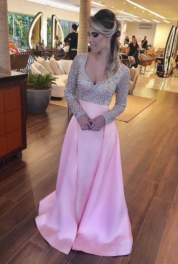 10 vestidos de festa estilo princesa para madrinhas