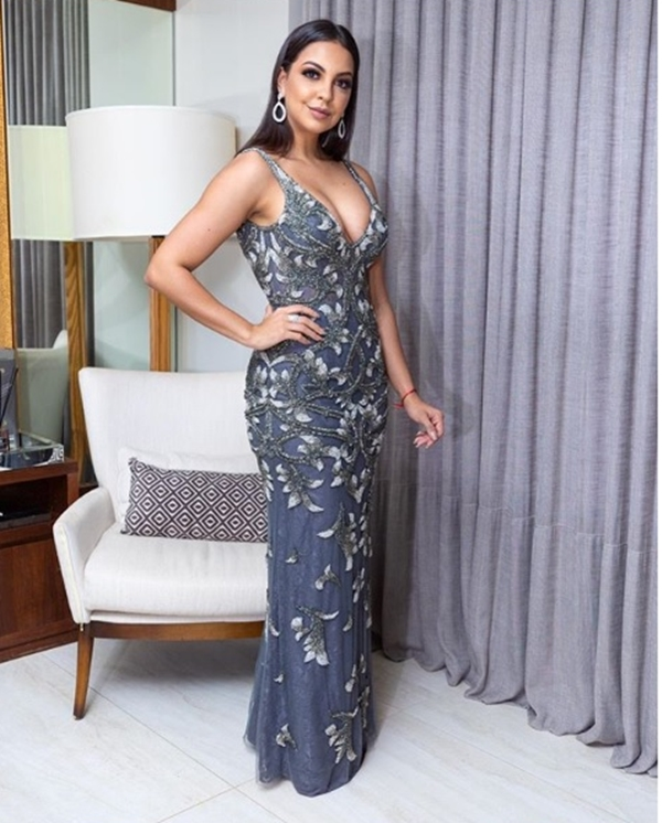 vestido formatura 2019