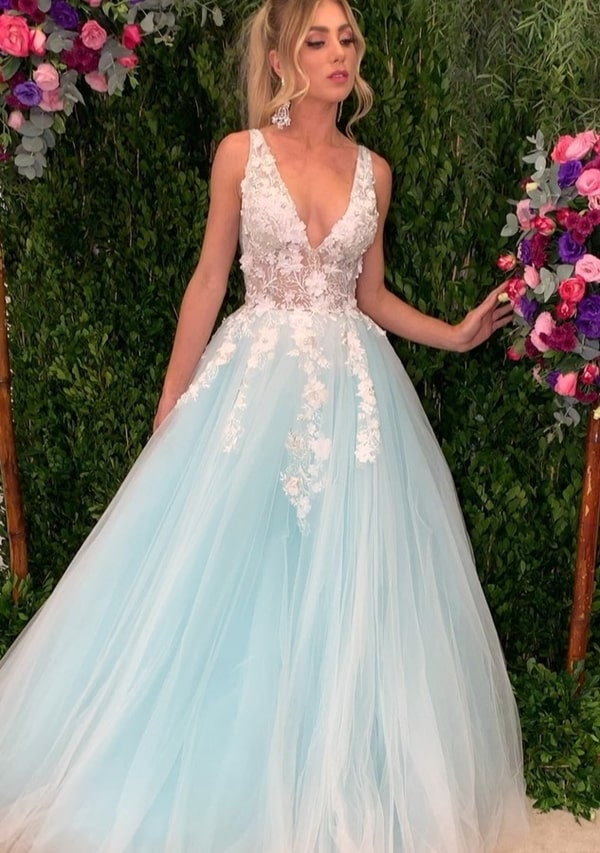 Vestido de debutante: modelos, fotos e tendências 2019