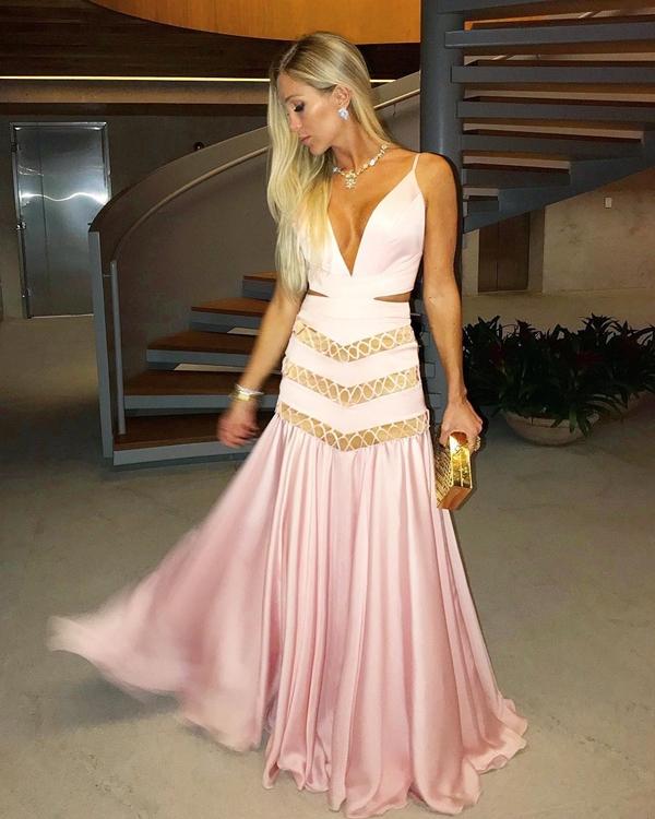 vestido agilita rose