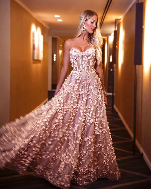 vestido agilita festa rosa paula aziz