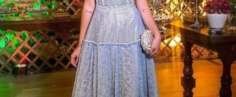 vestido azul claro madrinha