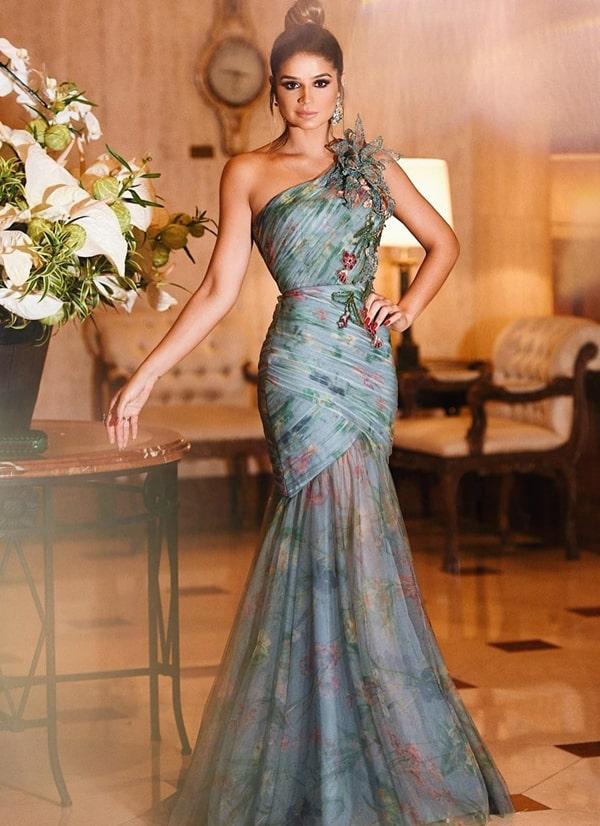 vestido de festa thassia naves
