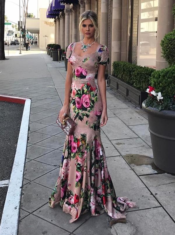 Inspiração: Os vestidos de festa da Lala Rudge