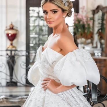Thássia Naves vestido de noiva