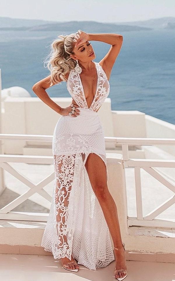 vestido branco para reveillon 2020