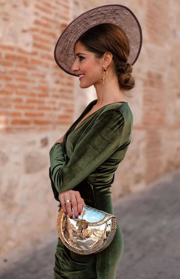 chapéu para casamento